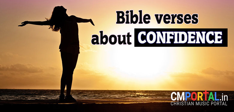 Bible verses about confidence